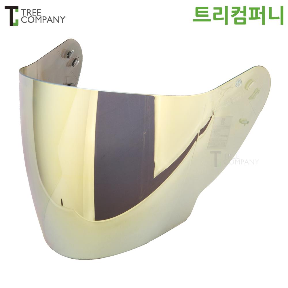HJC 홍진헬멧 쉴드, GOLD(금색)