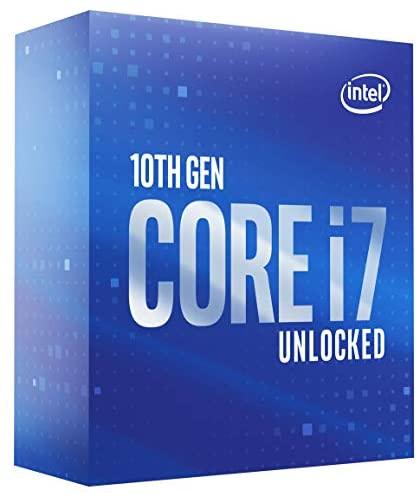3.예상수령일 2-6일 이내 인텔 INTEL CPU BX8070110700K Core i7-10700K 프로세서 3.80GHz (5.10 GHz) 16M, 상세 설명 참조0