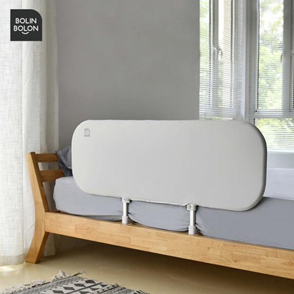 접이식 침대난간대 침대안전대 휴대용 침대가드 주니어침대안전가드, 그레이X1개