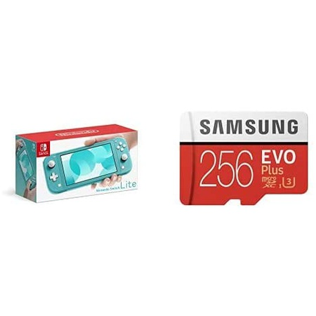 1. 닌텐도 Nintendo Switch Lite タコイズ Samsung EVO Plus 256GB microSDXC B08KQ3SN52, 옵션 선택_microSD256GB  스위, 상세 설명 참조0, 상세 설명 참조0