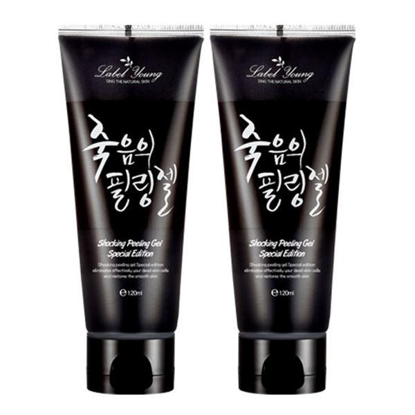라벨영 쇼킹필링젤 스페셜에디션 죽음의필링젤 120ml 2개, ./.