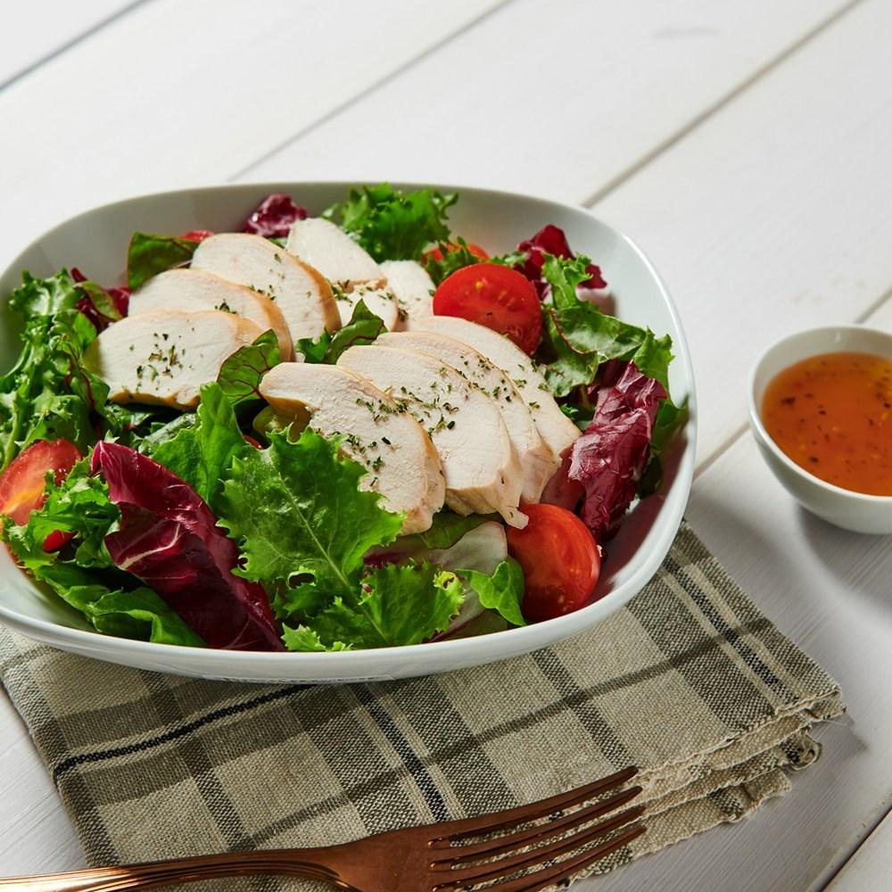 굳닭 닭가슴살 샐러드 5팩, 단일상품