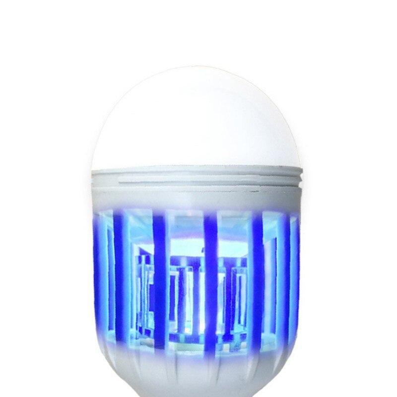 1 PCS 플라이 킬러 모기 킬러 내장 곤충 트랩 전구 LED 전구 110 V 또는 220 V, 220 12w 아니다^+300