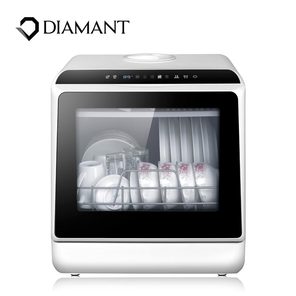 디아망 무설치 식기세척기 식기건조기 DMT-DW01, 자가설치