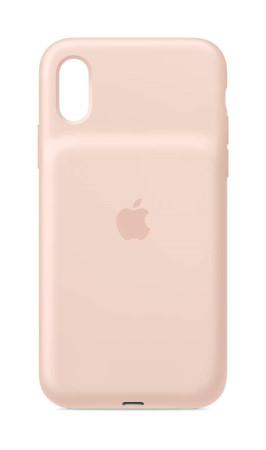 미국 애플 정품 아이폰 XS 배터리 케이스, 1개, 블랙
