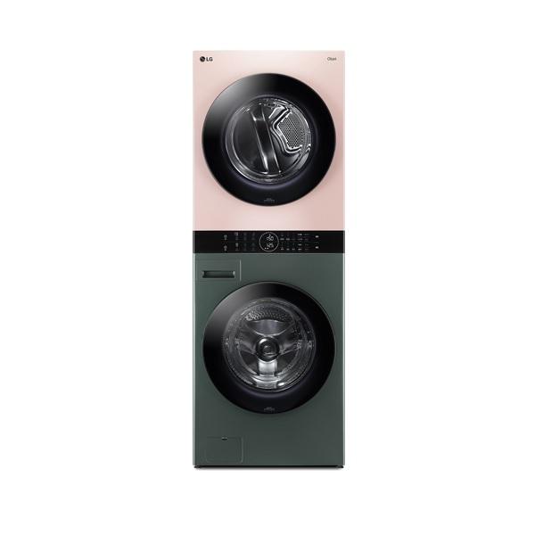 LG전자 오브제컬렉션 W16GP 워시타워 원바디세탁건조기 (세탁 24kg + 건조 16kg)