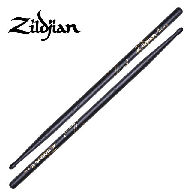 Zildjian5A Black Hickory Sticks (Z5AB), *