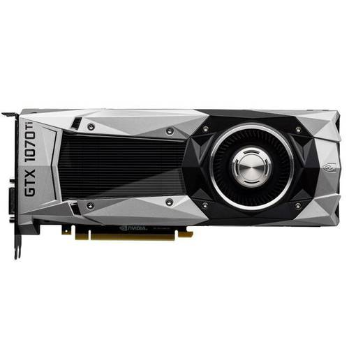 Nvidia GEFORCE GTX 1070 Ti, 상세내용참조