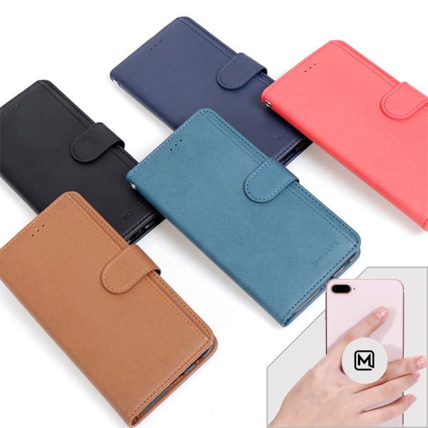 LG Q9 케이스 엘지 LGQ9케이스 LM- Q925 케이스 SARA 카드 다이어리 핸드폰 케이스 + 메오르톡
