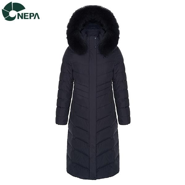 NEPA 네파 여성 쥬드 구스다운자켓 다크네이비 7G82059