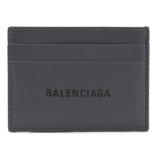 발렌시아가 로고 캐시 594309 1I353 1160 공용 명함/카드지갑