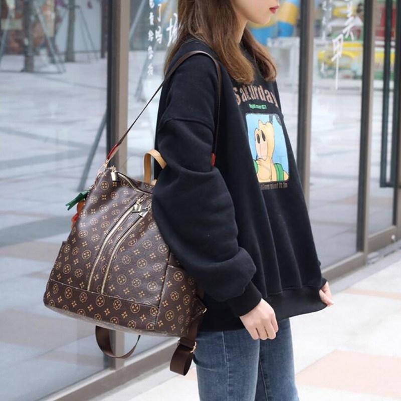 kirahosi 여성 가방 직장인여성 백팩 가벼운여성백팩 캐주얼백팩 노트북 백팩 O 316 +덧신 증정 BDeevxgs
