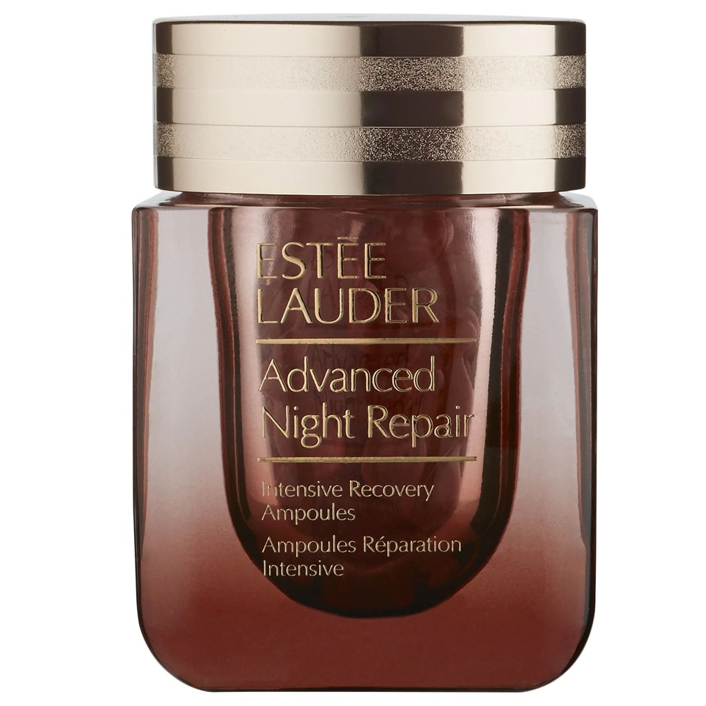 미국 에스티 로더 갈색병 앰플형 60개 Estee Lauder Advanced Night Repair Intensive Recovery Ampoules, 1개