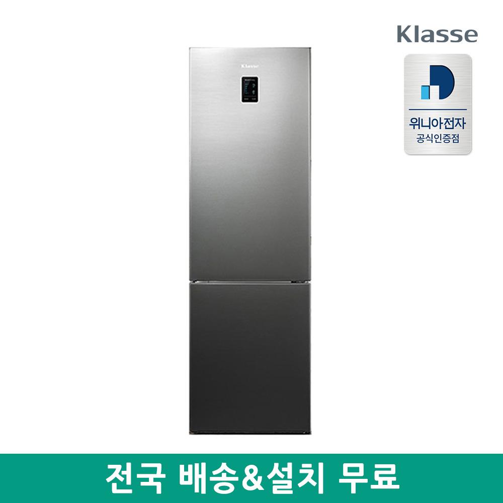 위니아전자 클라쎄 냉장고 322L 2도어 FR-C326TESK
