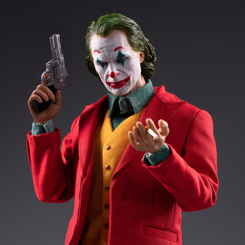 MTOYS MTOYS 영화 조커 호아킨 피닉스 16 피규어 Joker, MS008 레드수트 버전