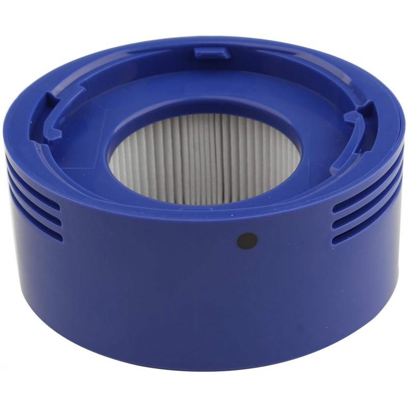후엔진 예비 부품 필터를 위한 Futheda HEPA 필터 V7 V8 필터 애니멀 및 절대 무선 진공 청소기 액세서리와 호환, 단일옵션