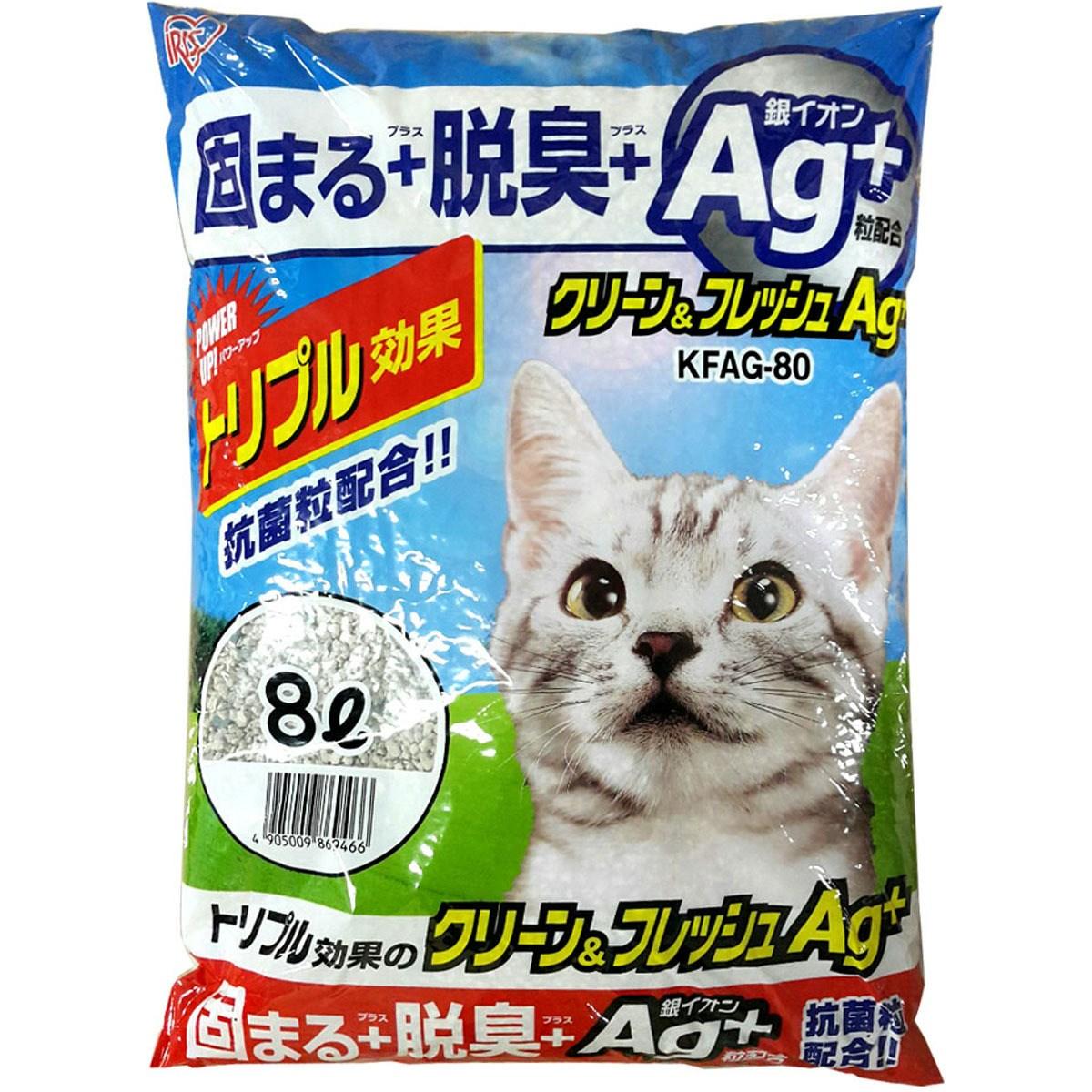 아이리스 고양이 용변모래 8L x 3 Iris Cat Litter 8L x 3