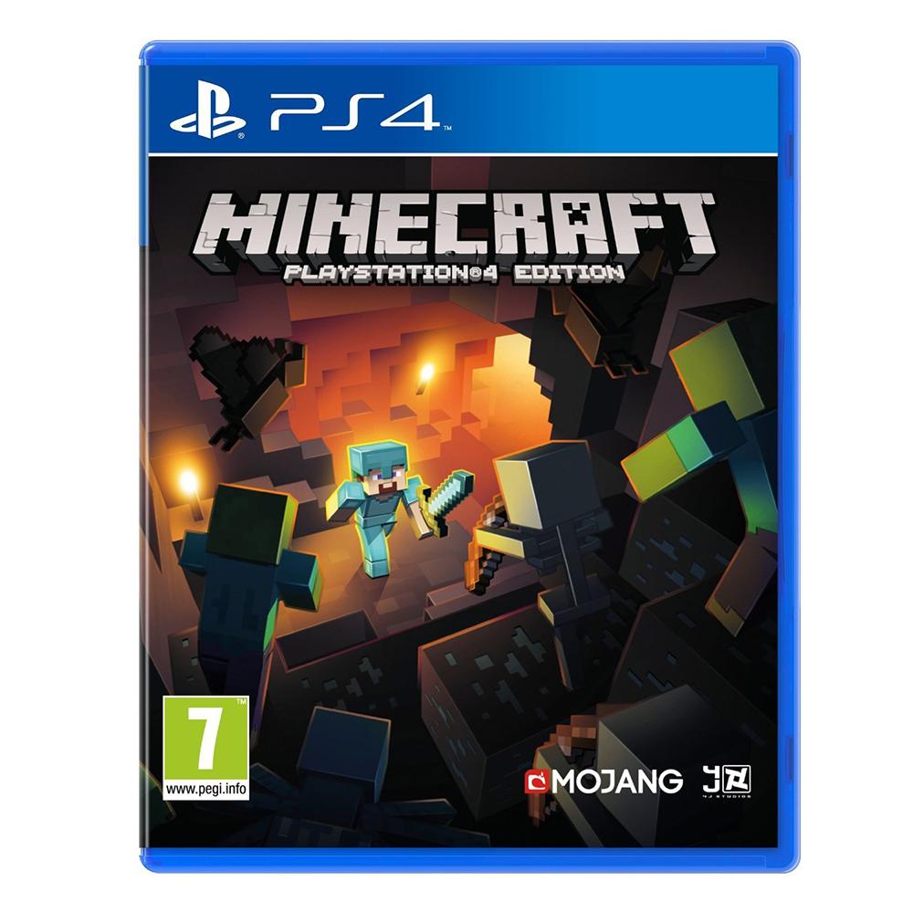 플레이스테이션 PS4 타이틀 마인크래프트 Minecraft, 단일모델