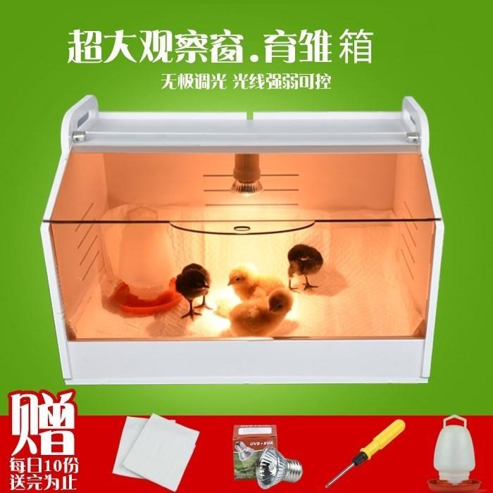 메추리 키우기 병아리 육추기 부화기 육추기 유정란, 48 x 30 x 30cm