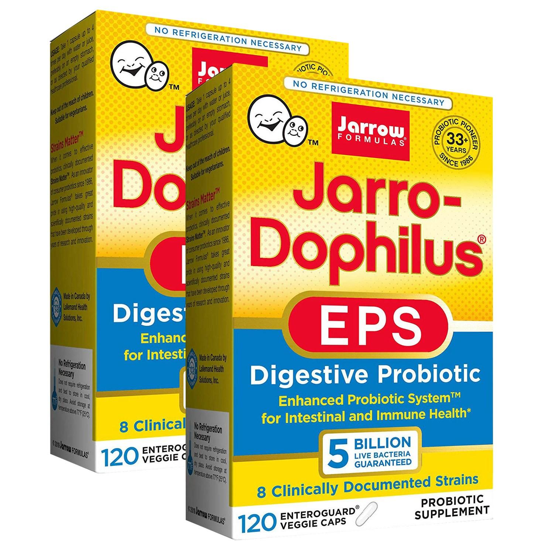 재로우 EPS 도피러스 유산균 50억 120캡슐, 120개입, 2개