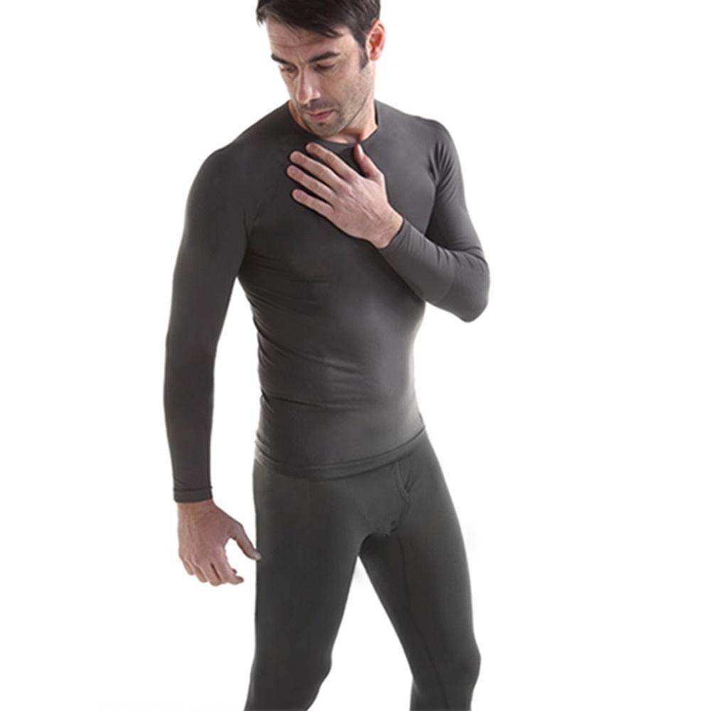 슬림라인 남성 히트텍 가벼운 얇은 발열 내복 내의 SET 남성용 내복