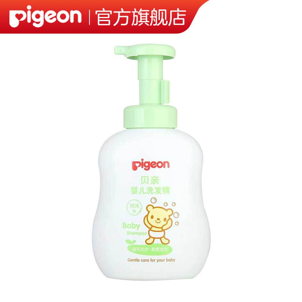 Pigeon 베 이 비 로션 샴푸 바디 워 시 목욕 IA 117 500 ml (거품 형), 상세페이지 참조