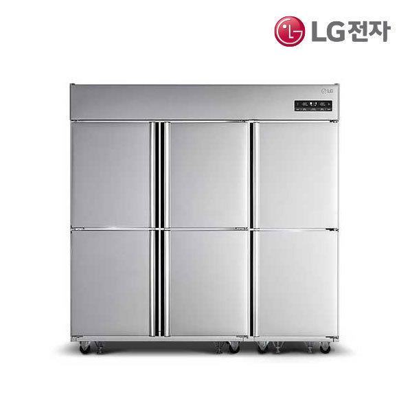 [LG전자] LG 업소용냉동고 C170LWZ 1610L 냉동전용6칸 1등급, 상세 설명 참조