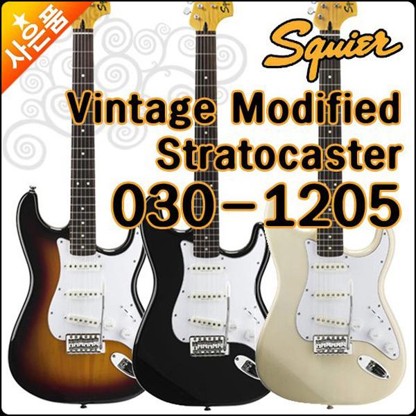 펜더스콰이어 일렉 기타G Stratocaster 030-1205, 030-1205-506 / RW