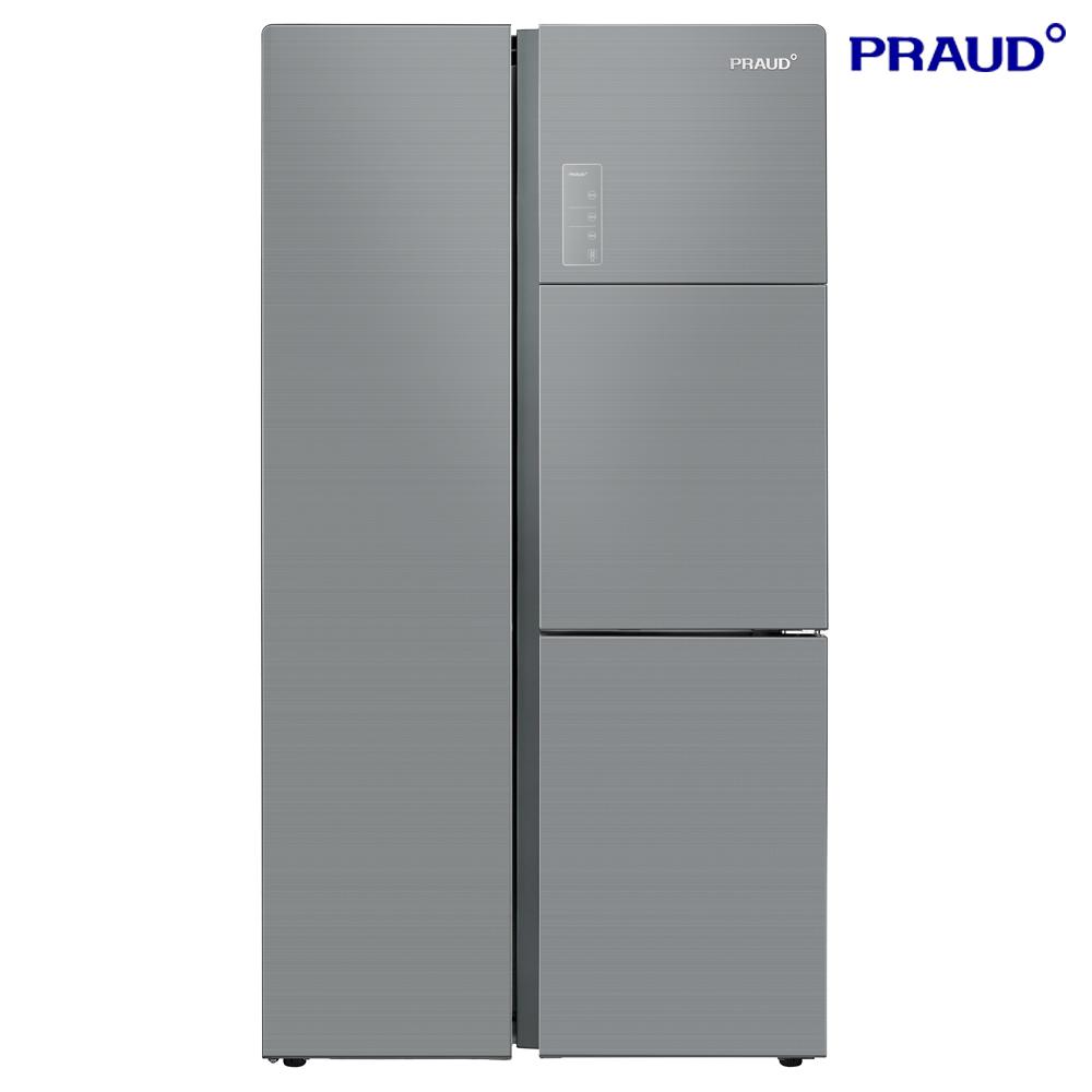 위니아 (공식) 프라우드 양문형냉장고 801L ERG809SJGS