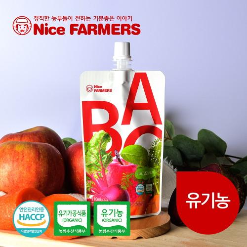 나이스파머스 유기농 ABC주스 110ml 30포 선물박스, 선택완료, 단품없음