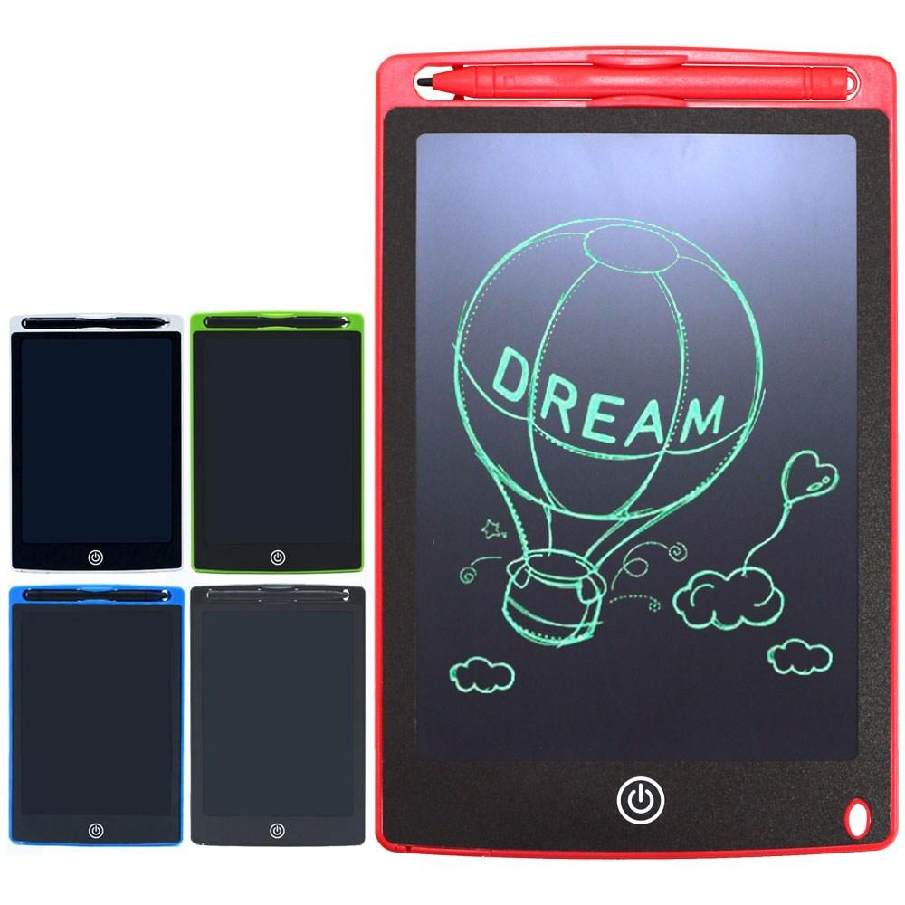재미모리 LCD 전자 노트 패드 전자노트, 일반형 흰색