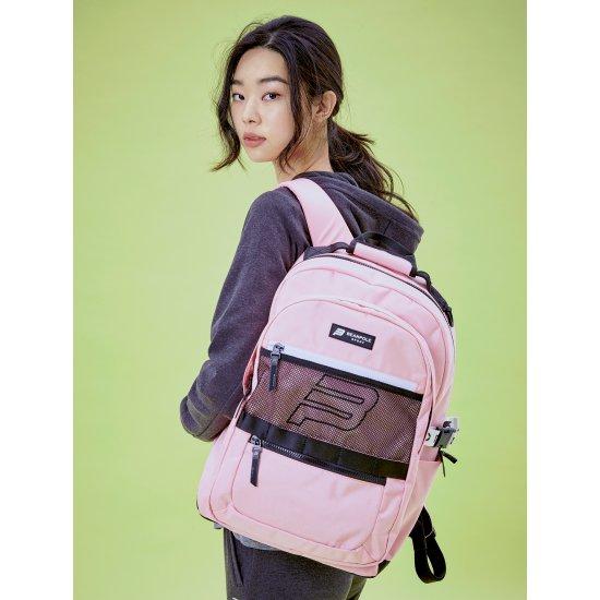 빈폴스포츠 Unisex 핑크 NEW - B 백팩 (BO91D4Y04X), 분홍