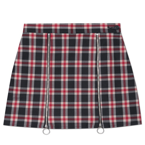 MARYJAMES (W) Cecile Skirt - Red