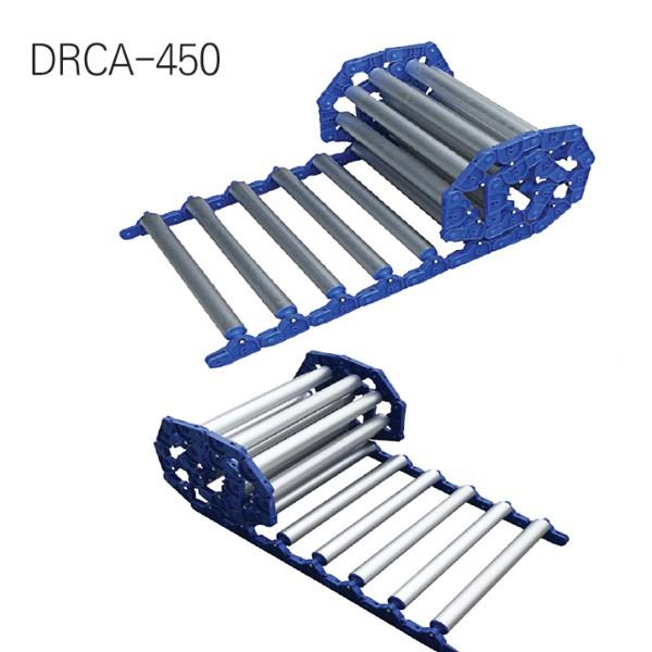 매트컨베이어 롤러 카페트 컨베이어 콘베어 로라 특허기술 양족말림 1M DRC-400