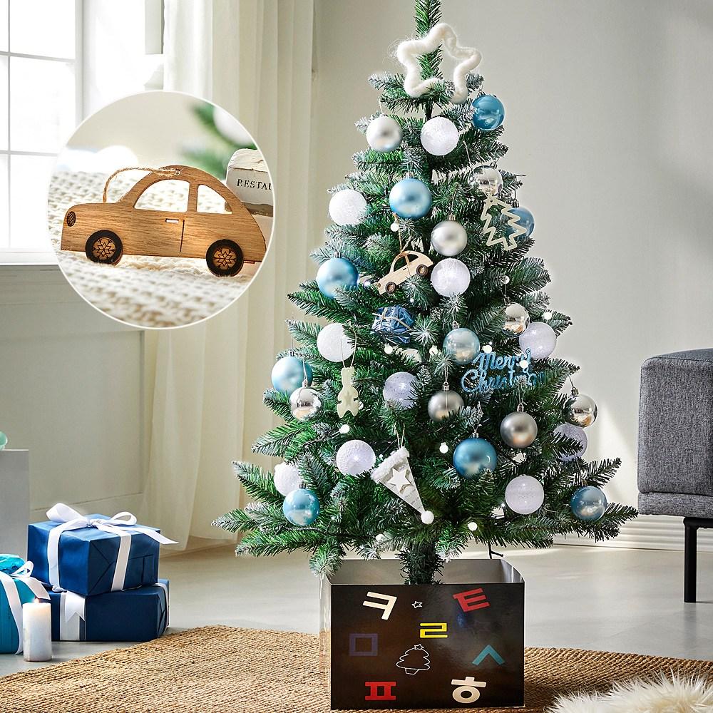 디오트리 1.2M 크리스마스트리 풀세트 2종, 바노스 풀세트 B-1+L-2