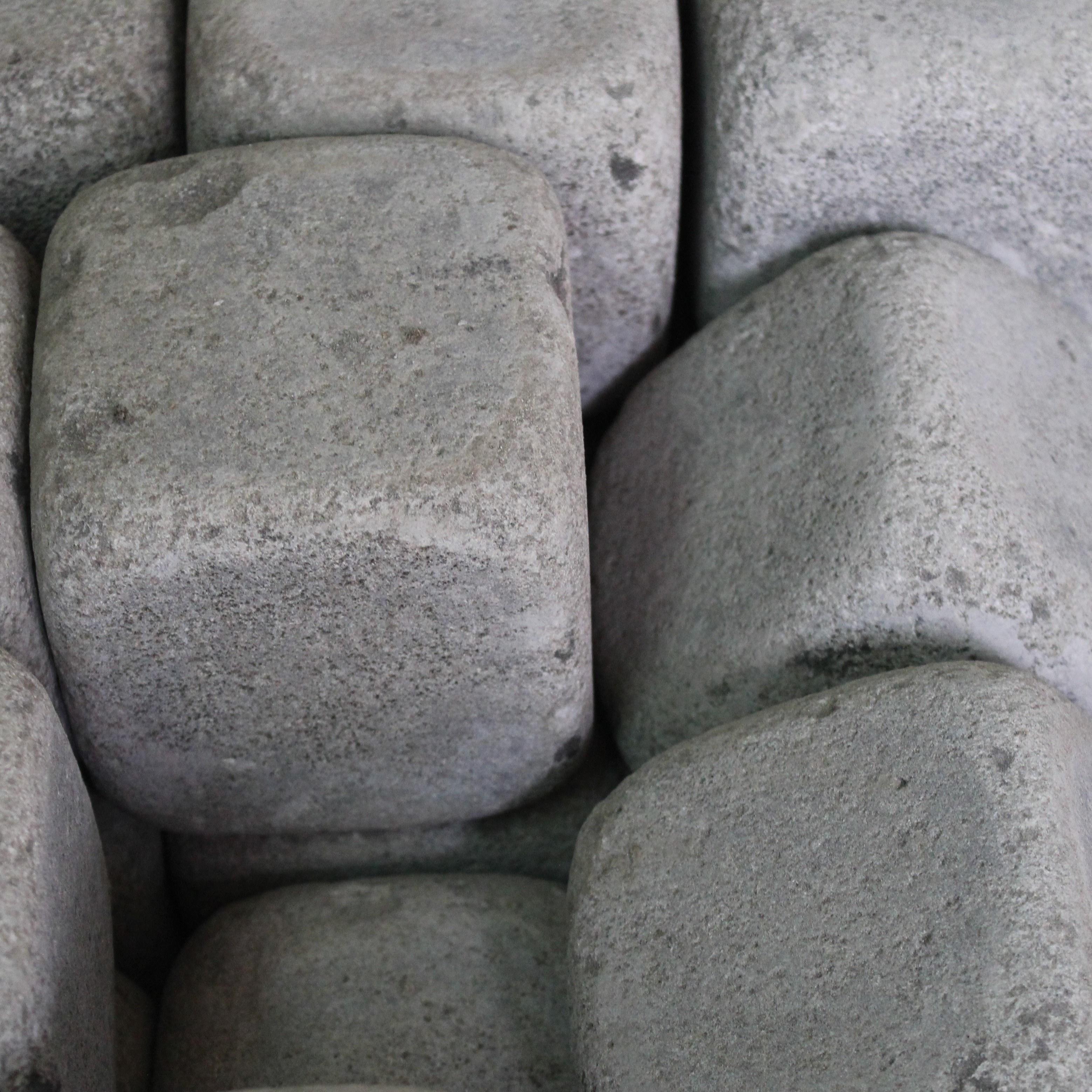 바바컴퍼니 현무암 사고석 사구석 사괴석 정원석