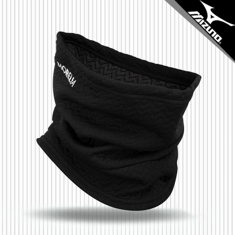 미즈노 브레스써모 넥워머 P2MY050109 블랙화이트_쿠, 단품