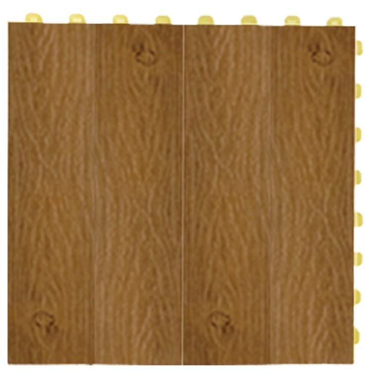 매직크린 조립식 발판 틈없는 향나무색 (본판) 1P, 상세페이지 참조