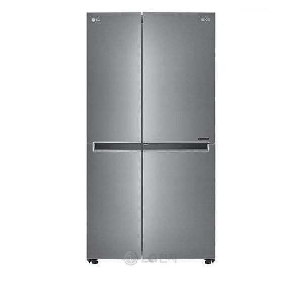 [LG전자] DIOS 매직스페이스 양문형 냉장고 S833S30 / 821L, 상세 설명 참조 (POP 5717090262)