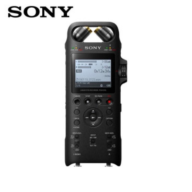 디지털 녹음기 소니 PCM-D10 프로용 디지털 레코더 직경 3방향 듀얼 마이크 디지털 노이즈 캔슬링 Hifi