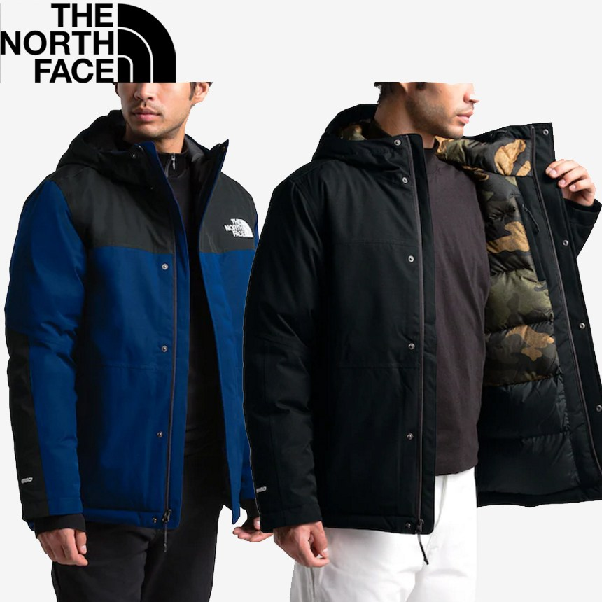 [해외] 미국정품 The North Face Balham Insulated Jacket 더 노스페이스 밸햄 남자 겨울 패딩점퍼 자켓