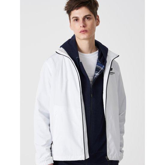 빈폴스포츠 화이트 남성 요트 재킷 (BO9139D051)