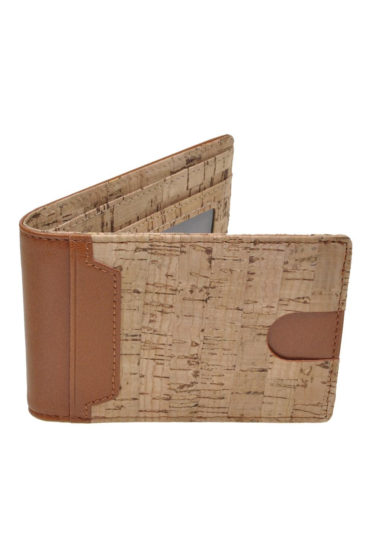 프리미엄 패션의 RFID 차단 카드 보유자 지갑에는 2가지 스타일이 있다.예쁜 가죽이나 천연 코르크와 가죽을 고르세요.날씬하고 컴팩트한.일상 업무 및 여행에 적합