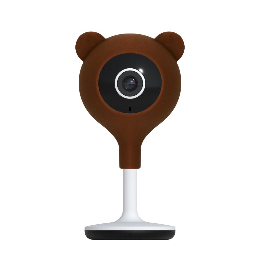 헤이홈 스마트 홈 카메라 실내용, 홈카메라(GKW-IC052) + 헤이베어 커버