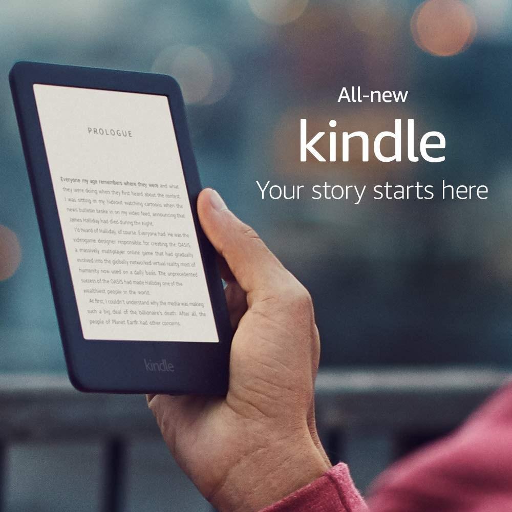 아마존 킨들10세대 최신 ALL NEW Kindle 미국 킨들 정품, 화이트