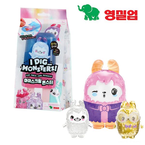 IDG 아이스크림 몬스터 POP 팝