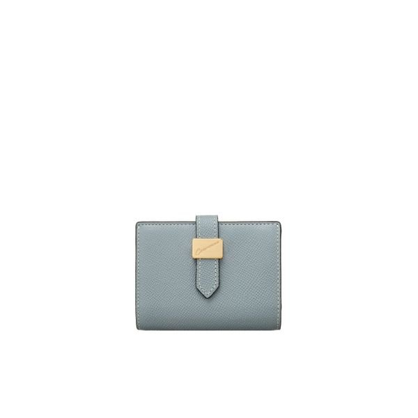 쿠론[쿠론]Stephanie(스테파니) Card Wallet _RCACX19134GYX