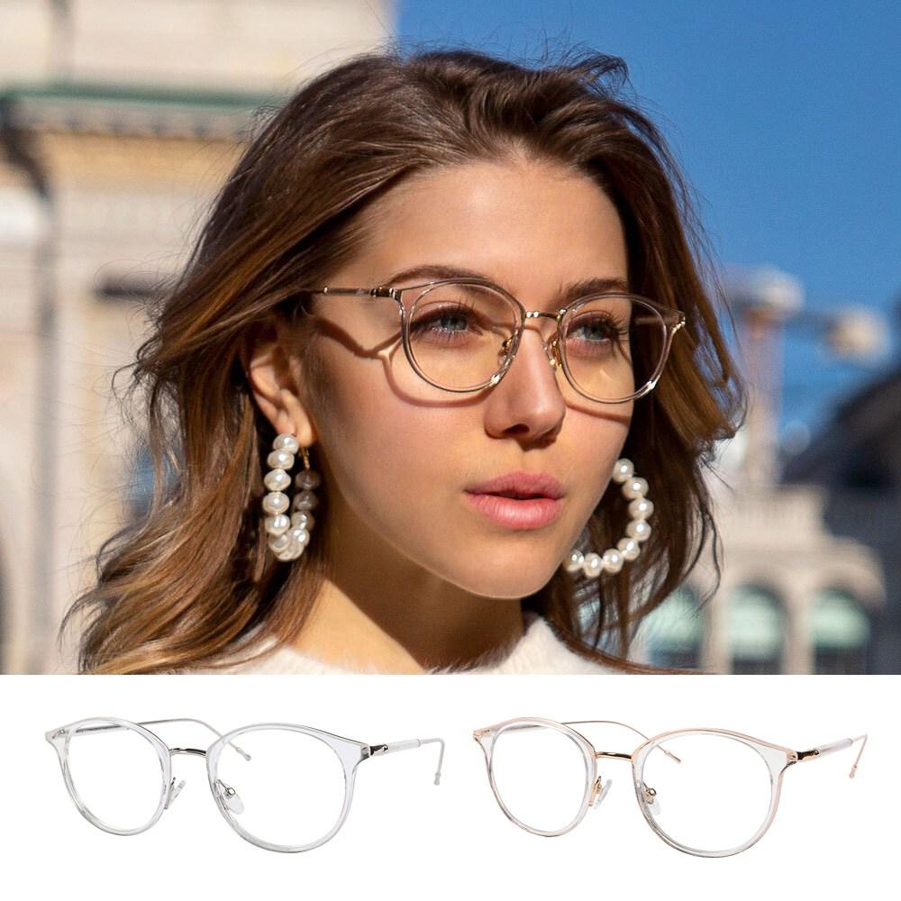 [리에티] SOLE RTGB73022 남녀공용 뿔테 투명테 안경테
