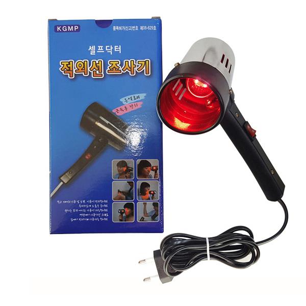셀프닥터 이비인후과용 GM543 적외선조사기 안법기