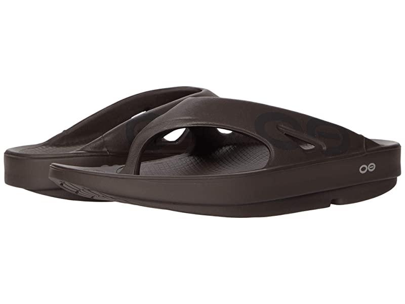[미국정품] 363047 우포스 남성 슬리퍼 OOFOS OOriginal Sport Sandal - Matte Mocha